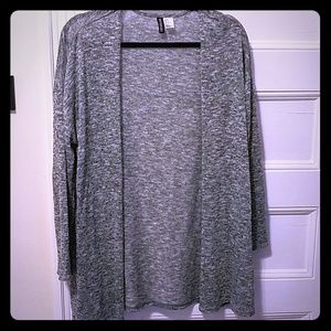 H&M Mottled Cardigan